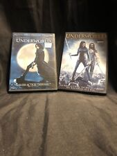 Underworld Widescreen Special Edition And Underworld Rise Of The Lycan'S preownd