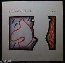 ♪♪ 33 T  VINYL SPANDAU BALLET - TRUE ♪♪