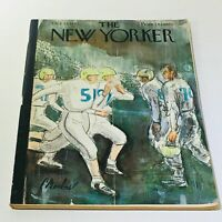 The New Yorker: October 13 1962 Full Magazine/Theme Cover Perry Barlow