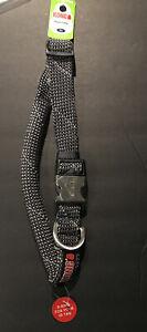 "KONG Rope Collar REFLECTIVE (XLarge GREY 24""-30"")"