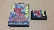 SPIDER-MAN (locale) Mega Drive Versione Europea PAL