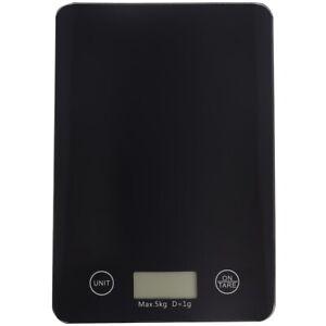 balance de cuisine digitale électronique - neuve 5kg max