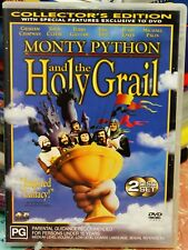 Monty Python And The Holy Grail DVD Movie 2003 Collectors Edition John Cleese
