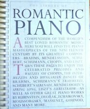 Classical Piano Intermediate Vintage & Antique Sheet Music