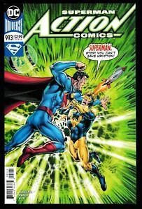Action Comics #993   - DC Comics / 2018 / Superman
