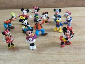 1980's onwards Disney Plastic Miniature figures, Bully West Germany etc.