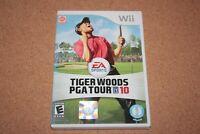 Tiger Woods PGA Tour 10 Nintendo Wii