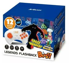 AtGames Legends Flashback Blast! Built-in 12 classic games Wireless NEW IN BOX
