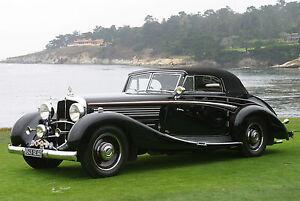 Legendären Autos Sammlung / Legendary Cars Collection - AMERCOM - 1:43