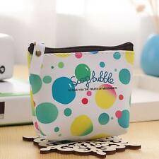 Women Girls Cute Fashion Coin Purse Wallet Bag Change Pouch Key Holder S2