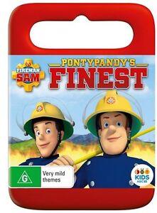 Fireman Sam - Pontypandy's Finest (DVD 2015)