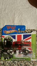 HOT WHEELS 2012 DW-1 Dan Wheldon veri riders EURO CARTA breve