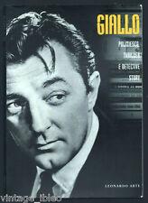 GIALLO - Poliziesco, thriller e detective story - Ed. LEONARDO ARTE  1999