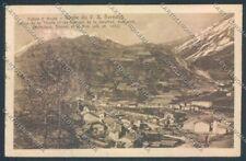 Aosta La Thuile Piccolo San Bernardo cartolina ZQ4911