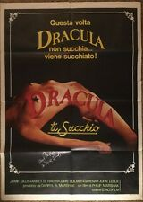 DRACULA SUCKS ADULT MOVIE POSTER, KAY PARKER, SIGNED, AUTOGRAPHED