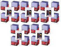 (500) Ultra-Pro Regular Topload Trading Card Holders 1/2 Case Toploads + Sleeves