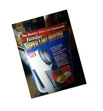 Jumbo Super Lint Buster Fabric Shaver