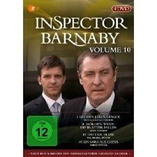INSPECTOR BARNABY - VOLUME 10 4 DVD NEU