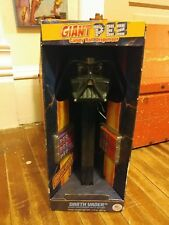 Star Wars Darth Vader Giant Pez Dispenser