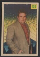 1955 Parkhurst Wrestling #102 George Gordienko