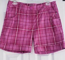 Nike short pink golf shorts .Junior Size XL