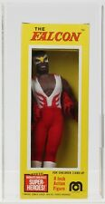 "Mego 1974 World's Greatest Super Heroes 8"" The Falcon Boxed MIB AFA 85"