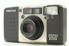 【 MINT 】 Pentax ESPIO 115G AF ZOOM Point & Shoot From JAPAN #2802