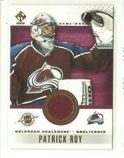 2001-02 Private Stock Game Gear #30 Patrick Roy SP (ref 77975)