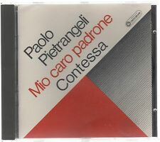 PAOLO PIETRANGELI MIO CARO PADRONE - CONTESSA CD NUOVO!!!