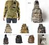 5L Molle Tactical Sling Bag Chest Assault Pack Hiking Backpack Shoulder Bag