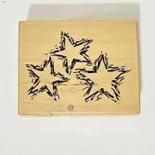 PSX Shining Stars Rubber Stamp D-2568
