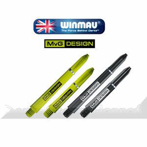 3 Shafts Winmau MICHAEL VAN GERWEN MvG Design - Länge und Farbe wählbar