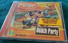 KARAOKE CDG DISC DISNEY BEACH PARTY, vedere descript.8 +8 trks