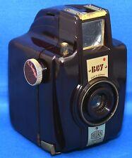 Bilora BOY Vintage 120 Film Snapshot Box Camera Germany