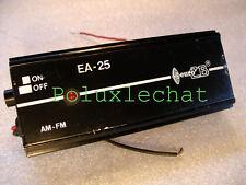 Amplificateur mobile Euro CB EA - 25 CB - RA - Normes CE - (213)