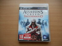 JEU PS3 - ASSASSIN'S CREED BROTHERHOOD - COMPLET