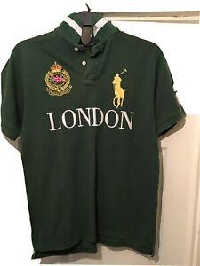 mens ralph lauren polo shirt xxl