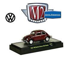 M2 MACHINES 1/64 AUTO-THENTICS VOLKSWAGEN 1967 VW BEETLE DELUXE USA MODEL 15-51