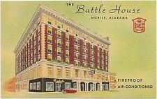 The Battle House Hotel in Mobile AL Postcard