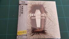 METALLICA - DEATH MAGNETIC (CD NUOVO SIGILLATO STAMPA GIAPPONESE 2014)