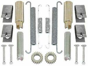FOR JEEP COMMANDER XK XH 2006-2011 HAND BRAKE SHOES FITTING KIT