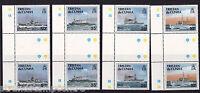 Tristan da Cunha - 1991 Royal Navy Ships (2nd Series) - U/M - SG 509-512