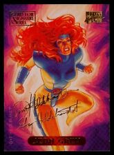 Fleer Marvel Masterpieces 1994 Gold Foil Signature #45 Jean Grey NM US Only