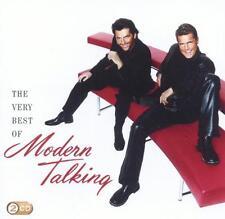 MODERN TALKING  The Very Best of   2 CD  NEU & OVP