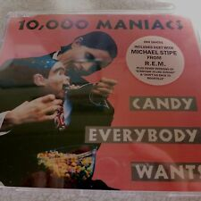 10,000 Maniacs – Candy Everybody Wants – CD single with Michael Stipe