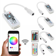 Magic Home DC5V 12V 24V Wireless WiFi Bluetooth Controller,RGB/RGBW IR RF LED