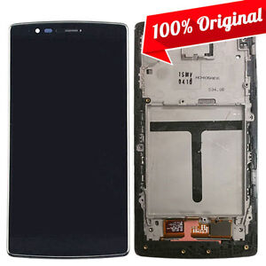 OEM LG G Flex 2 AT&T H950 LCD Touch Screen Digitizer Assembly with Frame