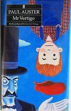MR. VERTIGO BY PAUL AUSTER *SIGNED*FIRST UK EDITION*