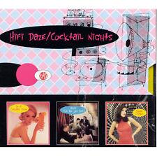 Hi-Fi Daze: Cocktail Nights, Vol. 1 [Box] by Various Artists (CD, Sep-1997,...