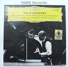 DG 138 822 - TCHAIKOVSKY - Piano Concerto In B Flat Minor RICHTER - Ex LP Record